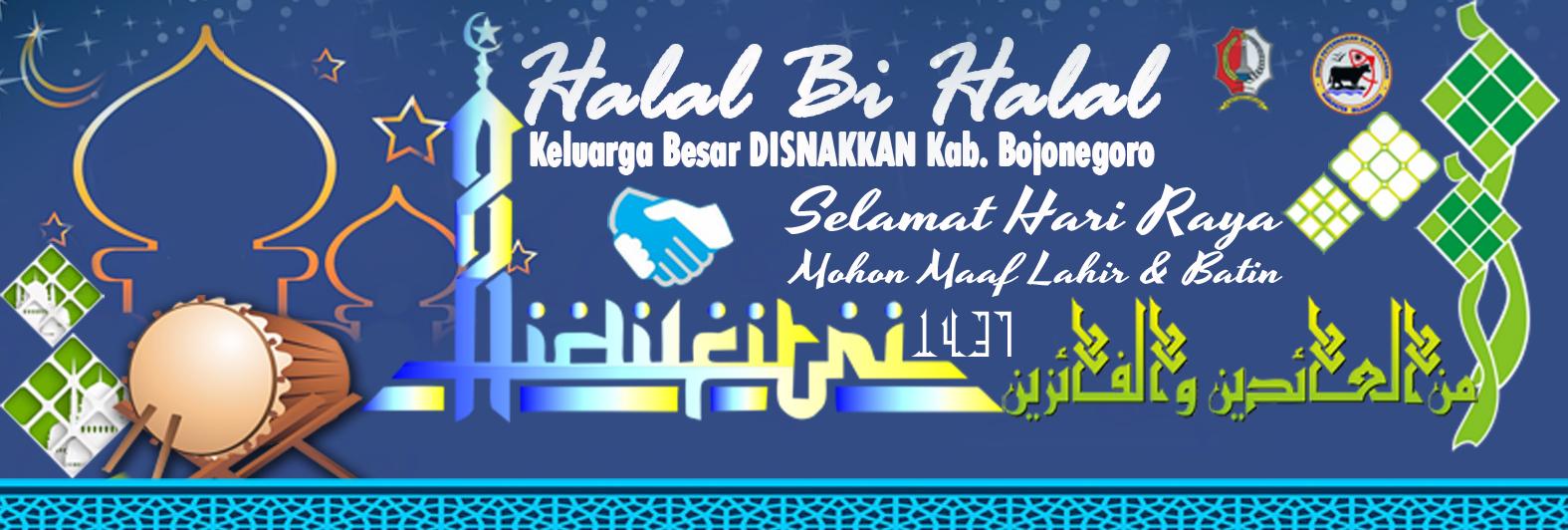 Indahnya saling memaafkan<BR>Happy Eid